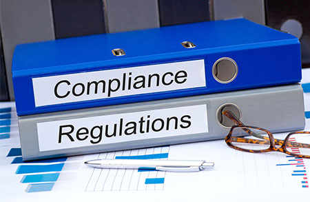 Compliance and Regulation binders